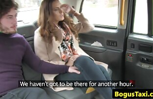عمل تاكسي الذعر مع زوجين بريطانيين حقيقيين
