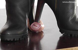 جامدة ، في الأحذية ، الديكة صورة بيباشا باسو المثيرة
