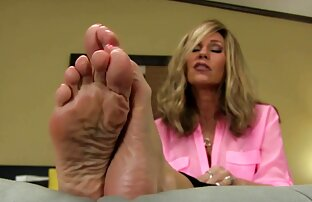 الخطوة أمي أقدام joi