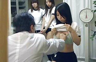 تلميذة يابانية 18 الفحص الطبي