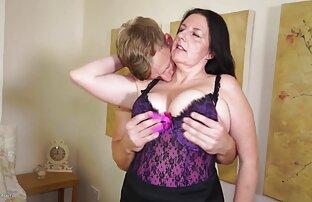 الأم الكبيرة الناضجة ليس ابنها
