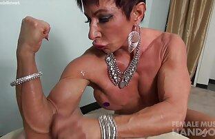 ناضجة العضلات آنا