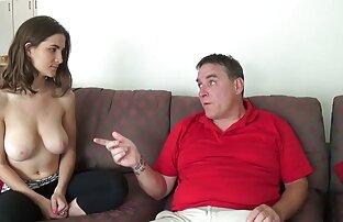 الثدي روعة لطيف في سن المراهقة مشاهدة التلفزيون مع عدم والدها