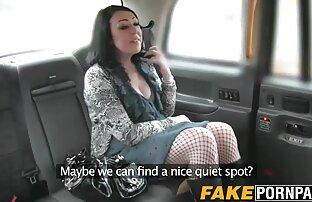 رائعتين السمين فتاة هارلي تحصل مارس الجنس في سيارة الأجرة