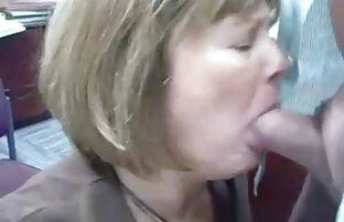 ناضجة رئيس # 71 اثنين من أشرطة الفيديو لها وقحة مكتب العمل