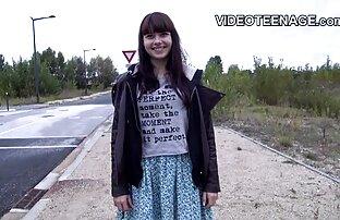 18 عاما في سن المراهقة لونا أول فيديو الصب عارية