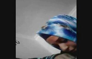 مسلم الحجاب عمامة مص الديك