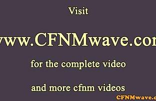 CFNM فيمدوم شقراء هوتي بجد