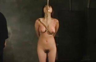 فتاة آسيوية في عقوبة التعليق 002