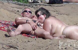 ضربة مهمة على شاطئ العراة.