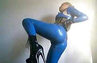 دمية لاتكس زرقاء