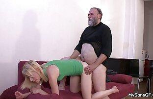 الأب يعاقب الابن والبنت.