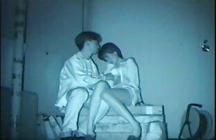 زوجين اليابانية nightvision على مقاعد البدلاء
